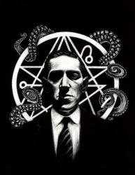 H.P.Lovecraft's Photo